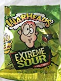 #1: Warheads Extreme Sour Hard Candy, 28g