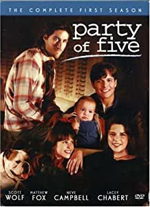 Party of Five: The Complete First Season (5pc) [DVD] [US Import]