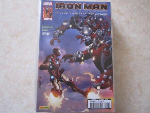 IRON MAN N° 4 (27 minutes) OCT 2012