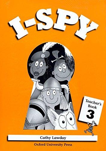 I-SPY 3 : Teacher's book + Photocopy masters book