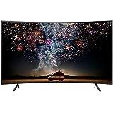 Téléviseur LED Ultra HD 4K incurvé 138 cm Samsung UE55RU7305 TV LED 4K incurvé 55 pouces TV connecté / Smart TV…