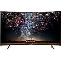 Téléviseur LED Ultra HD 4K incurvé 123 cm Samsung UE49RU7305 - TV LED 4K incurvé 49 pouces - TV connecté / Smart TV - Netflix - Enregistrement PVR (sur USB) - Son 20 W
