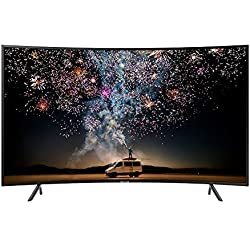TV LED 4K incurvé 138 cm UE55RU7305 - HDR10+ - PurColor - Smart TV
