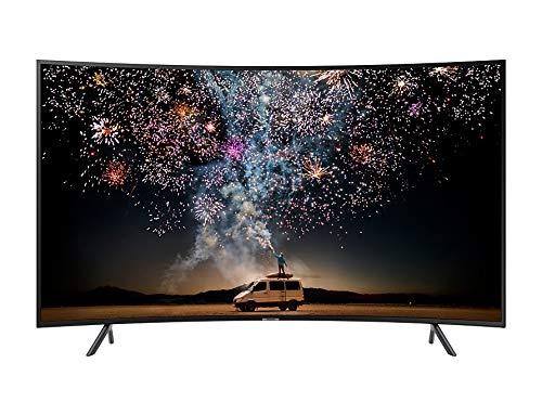 TV LED 4K incurvé 138 cm UE55RU7305 - HDR10+ - PurColor - Smart TV
