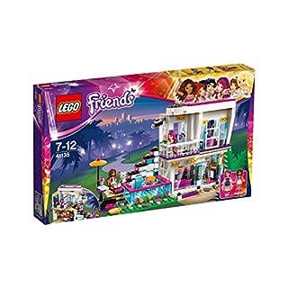 LEGO 41135 Friends Livi's Pop Star House - Multi-Coloured