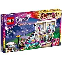 LEGO Friends - Pop Star: casa de Livi (41135)