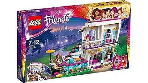 LEGO Friends - 41135 - La Maison De La Pop Star Livi