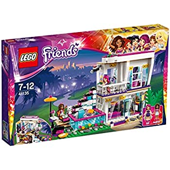 LEGO 41135 - Friends La Casa Della Pop Star Livi