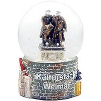 Tienda de Regalos bola de nieve de la ciudad cultural de Weimar - 30014