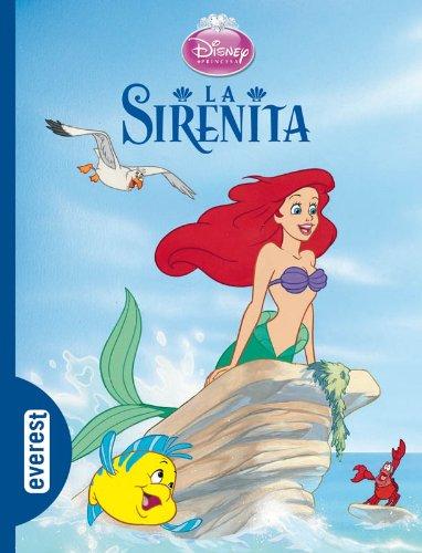 La Sirenita (Clásicos Disney) por Walt Disney Company