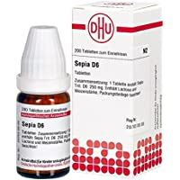 Sepia D 6 Tabletten 200 stk preisvergleich bei billige-tabletten.eu