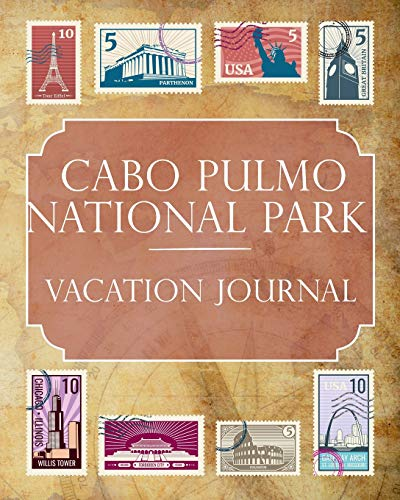 Capo Pulmo National Park Vacation Journal: Blank Lined Capo Pulmo National Park (Mexico) Travel Journal/Notebook/Diary Gift Idea for People Who Love to Travel