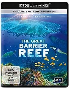 Great Barrier Reef 4K - Ultimate Freedive (4K Ultra HD) [Blu-ray]