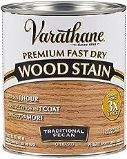 Rust-Oleum 262013 Varathane Stain Wood Int Trad Pecan Qt