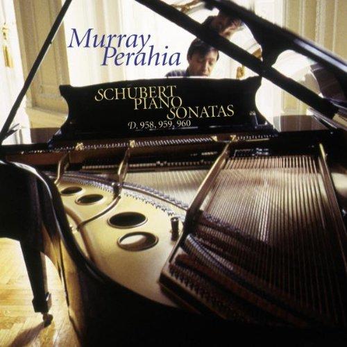 Schubert: Späte Klaviersonaten D958, D959, D960