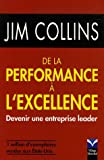 Image de De la Performance à l'excellence: Devenir une entreprise leader