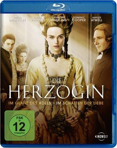 Bild von Die Herzogin [Blu-ray]