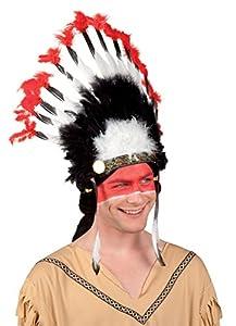 Indian headpiece (gorro/sombrero)