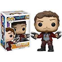 Funko - Star Lord figura de vinilo, colección de POP, seria Guardians of the Galaxy 2 (12784)