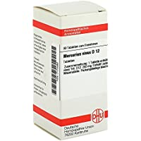 MERCURIUS VIVUS D12, 80 St preisvergleich bei billige-tabletten.eu