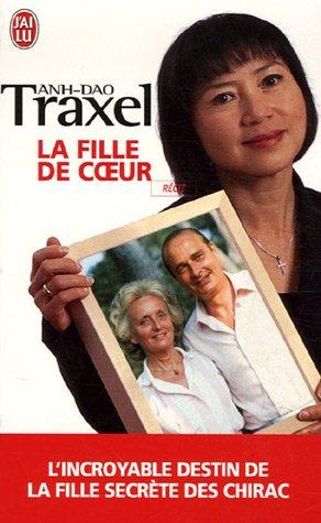 La fille de coeur : Souvenirs par Anh-Dao Traxel