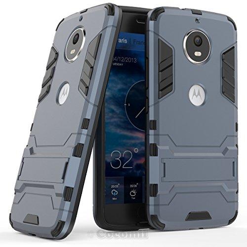 Motorola Moto G5S Funda, Cocomii Iron Man Armor NEW [Heavy Duty] Premium...
