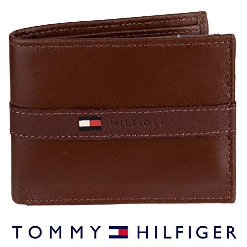 Tommy Hilfiger Leather Wallet Cognac