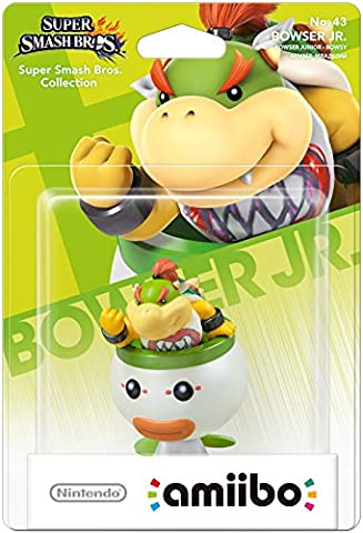 amiibo Super Smash Bros. - Bowser Jr.