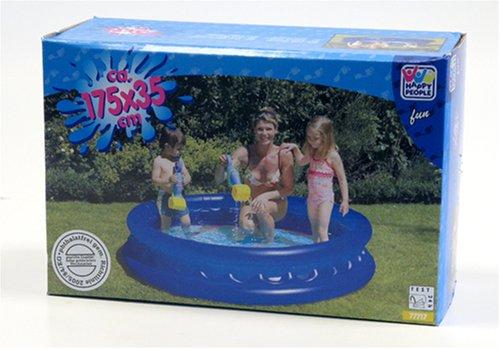 Happy People 77717 – Pool Galaxy,175x35cm…   04008332777177