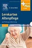 Lernkarten Altenpflege: zur Prüfungsvorbereitung - mit www.pflegeheute.de-Zugang