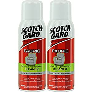 3m scotch gard lot de 2 sprays nettoyants et protecteurs pour textile et tissu d 39 ameublement. Black Bedroom Furniture Sets. Home Design Ideas