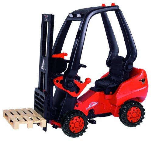 *BIG – Linde Forklift Kindergabelstapler*