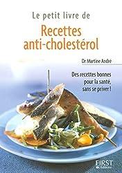Petit livre de - Recettes anti-cholestérol