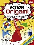 Action Origami - Faltfiguren zum aktiven Spielen: mit 24 Blatt farbigem Origami-Papier