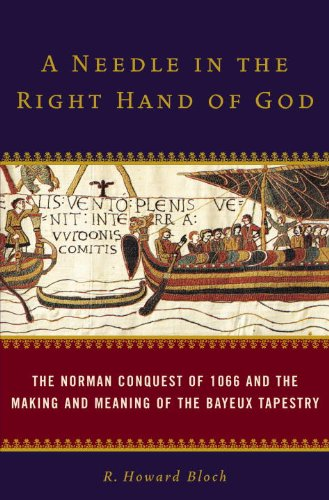 A Needle in the Right Hand of God: The Norman Conquest of 1066 and the Making and Meaning of the Bayeux Tapestry (English Edition) (Adult Western Kostüm)