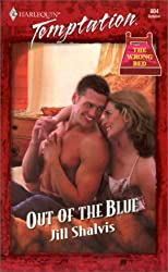 Out of the Blue (Harlequin Temptation)