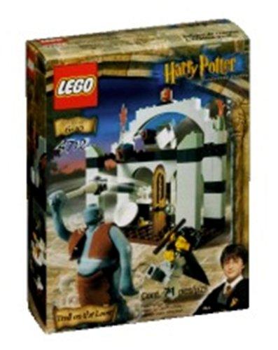 LEGO 4712 - Harry Potter - Der Troll ist los, 71 Teile (Potter-troll-spielzeug Harry)