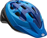 #4: Bell Rally Child Helmet Blue Fins