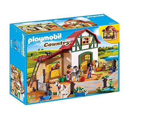 Playmobil 6927 - Maneggio dei Pony