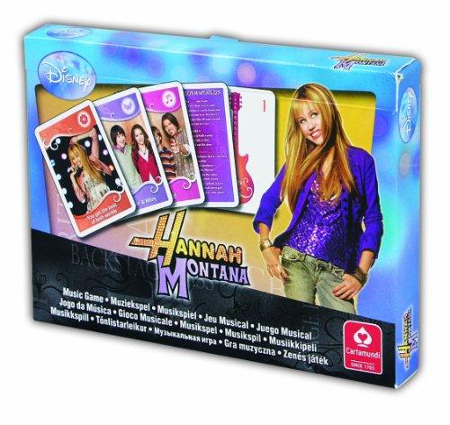 ASS Altenburger 22579365 - Kartenspiel Hannah Montana