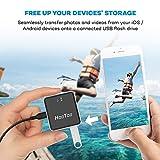 HooToo Wireless Router, Access Point, Wireless Hard Drive and Flash Drive Companion - TripMate Nano HT-TM02
