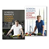 Gordon Ramsay's Ultimate Cookery Collection 2 Books Set, (Gordon Ramsay's Ultimate Cookery Course & Gordon Ramsay's Ultimate Home Cooking)