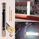 Torcia Multifunzionale Led Torcia Ricaricabile Per Campeggio Luce Di Emergenza Torcia Per Illuminazione Di Emergenza Per Esterni A Led