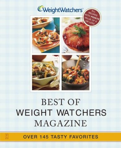 Best of Weight Watchers Magazin: Über 145 leckere Favoriten, alle Rezepte mit Punkten, Wert von 8 oder weniger (Weight Magazin Beste Das Watchers)