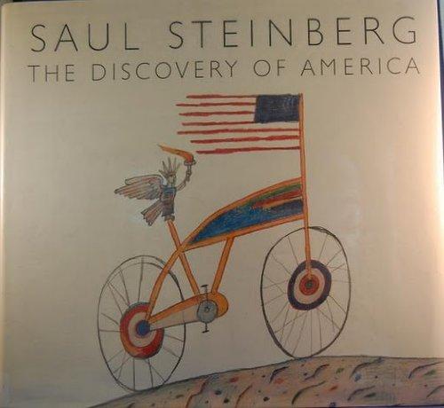 The Discovery of America por Saul Steinberg