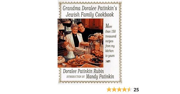Grandma Doralee Patinkin S Jewish Family Cookbook Amazon De Rubin Doralee Patinkin Fremdsprachige Bucher