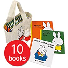 Miffy Classic Cloth Bag and Ha