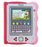 "VTech 80-115654 - Storio pink inkl. Lernspiel ""Rufus"""