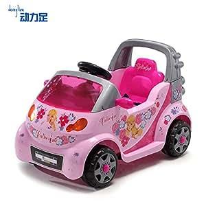 Poussette électrique de voiture assez de puissance de quatre voitures électriques pour enfants avec télécommande de contrôle bébé voiture électrique voiture vidéo