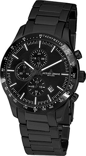 Jacques Lemans Herren-Armbanduhr 1-1831C